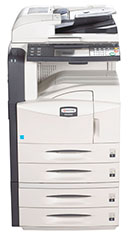Kyocera KM-3050 Printer