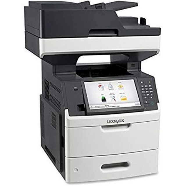 Lexmark MX711 MFP Mono Laser Printer