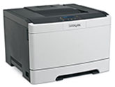 Lexmark CX317, CS417, CS517 Color Laser