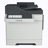 Lexmark Color CX517de MFP
