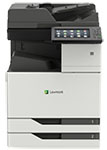 Lexmark Color CX921, CX922 MFP printer