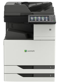 Lexmark CX922, CX923, CX924 MFP Color Laser