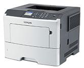 Lexmark MS617dn printer