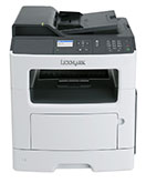 Lexmark MS317, MX417 MFP
