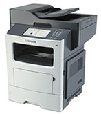 Lexmark MX617 MFP printer