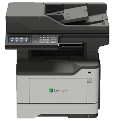 Lexmark MB2546 MFP printer