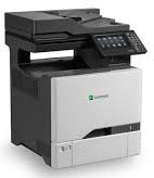 Lexmark CX725 MFP printer
