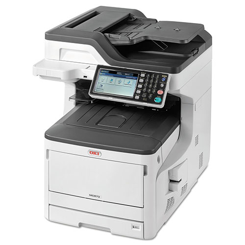 OKI MC873 MFP Color Laser