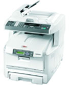 OKI C5510 MFP Color Laser