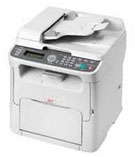 OKI MC160 MFP Color Laser
