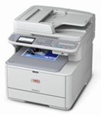 OKI MC361, MC362, MC561, MC562 MFP Color Laser