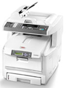 OKI MC560 MFP Color Laser