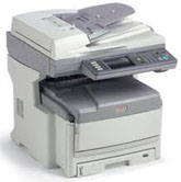 OKI MC860 MFP Color Laser