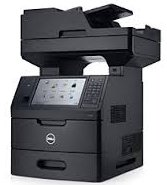 Dell B5465dnf MFP printer