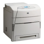 HP Color LJ 5500, 5550