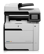 HP Color LJ M375, 475 MFP Laser Printer