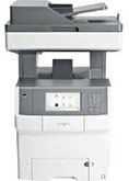 Lexmark X748 Color Laser Printer