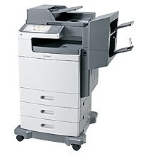 Lexmark X792 MFP Color Laser